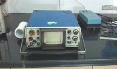 Ultrasonic nondestructive testing instrument