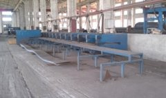 Scroll plate Kaiping longitudinal shear machine